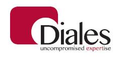 Diales logo